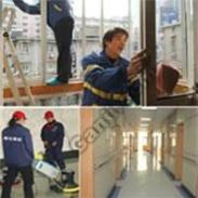 上海普陀装修后保洁公司图片