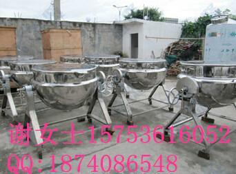 供应可倾式电加热夹层锅,蒸煮锅,烧鸡夹层锅