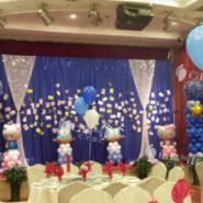 供应成都气球装饰/大型气球装饰布置/百日宴气球装饰/周岁宴气球布置
