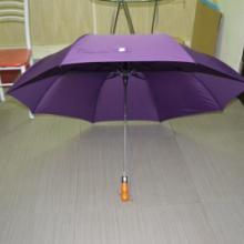 25寸户外广告两折伞/订做广告两折伞印LOGO/批发防风广告两折伞