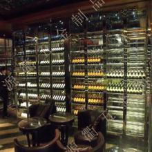 供应厦门不锈钢酒架加工价格,厦门不锈钢酒架红酒架设计,不锈钢酒架批发