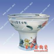 陶瓷工艺品陶瓷大缸定做陶瓷缸图片