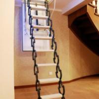 供应进口电动家用阁楼楼梯别墅全自动伸