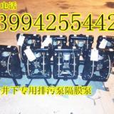 四川重庆隔膜泵.BQG560/0.2型气动风动隔膜泵.厂家报价