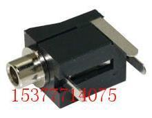 PJ-202 耳机插座接线图 贴片式耳机插座 5脚耳机插座引脚接线