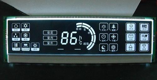 供应SMS14100系列LCM断码液晶模块/背光源/LCD液晶屏
