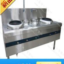 供应商用燃煤节能灶不锈钢单头灶商用厨具设备批发