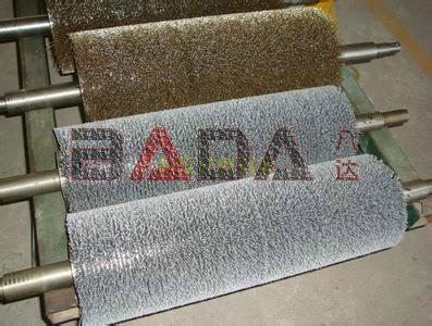 钢丝拉丝辊厂家 钢丝辊生产厂家直销 拉丝辊 不锈钢台面抛光拉丝辊.不锈钢拉丝辊定做加工.量大优惠一件代发