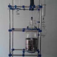 单层多功能玻璃反应器图片