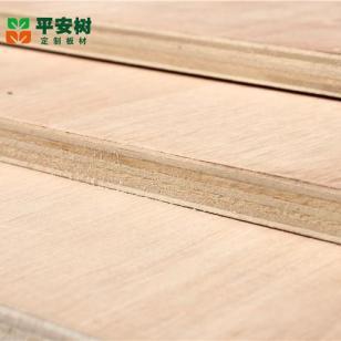 上海平安树优质高环保杨木芯胶合板图片