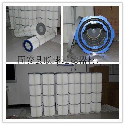 供应粉尘滤芯PM2.5治理必备滤筒