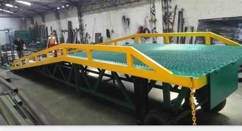 越秀移动登车桥两轮可移动登车桥移动登车桥厂家三良机械