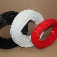 供应硅橡胶耐高压7kv纤维管,广州硅橡胶自熄管,广州外胶纤维管