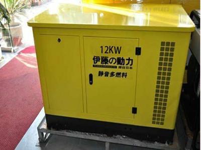 供应YT12RGF燃气发电机
