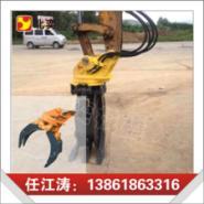 供应旋转式抓木器,360度旋转式抓木器,挖机旋转式抓木器