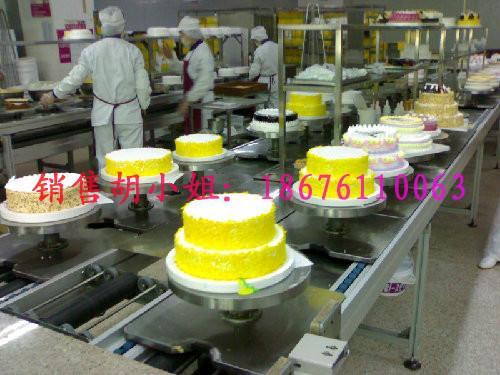 哪里的生日蛋糕流水线质量好烘培箱