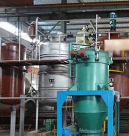 食用油精炼工程设备图片