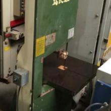 供应二手木工机械马氏346带锯图片