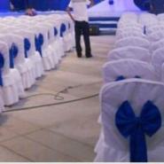 莱芜专业桌椅舞台租赁图片