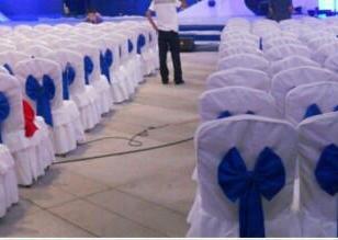 东阿专业桌椅舞台租赁图片