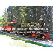 江苏连云港火车生产商蒸汽游乐火车图片
