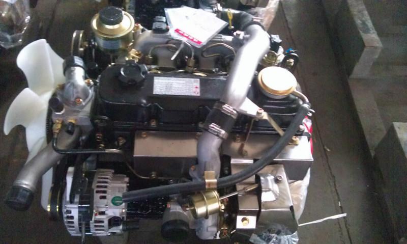 供应上海万丰SUV朝柴QD32TI发动机总成,朝柴QD32发动机配件