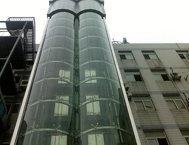 供应保定观光电梯安装正规