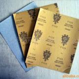 供应双鹰砂纸原装日本进口砂纸木工砂纸