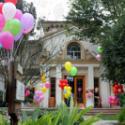 供应家庭派对/生日party/活动气球装饰/成都气球装饰布置/气球造型