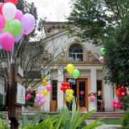 家庭派对/生日party/活动气球装饰图片