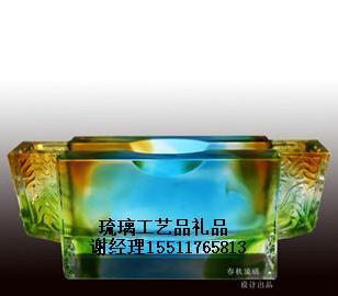 沧州琉璃名片座批发经销图片