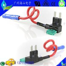 供应用于取电连接器的取电保险丝座盒-无损取电器ACS尖头图片