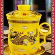 促销赠品陶瓷茶杯图片