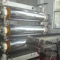 塑料PP PE厚板砧板设备
