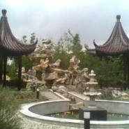 上海崇明哪里制作古建木凉亭最便宜图片