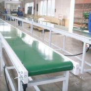惠州市皮带流水线铝材型生产线图片