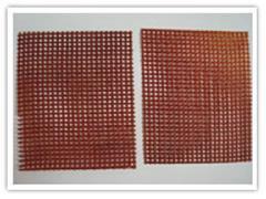 铝熔铸铸造过滤网布供应图片