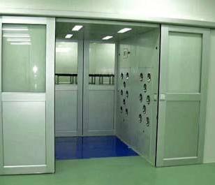 惠州自动门风淋室系列图片
