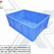 润鼎配送塑胶箱润鼎餐消周转箱图片