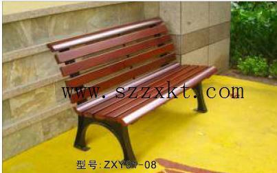 供应重庆铸铁休闲椅凳 欧式休闲椅尺寸价格
