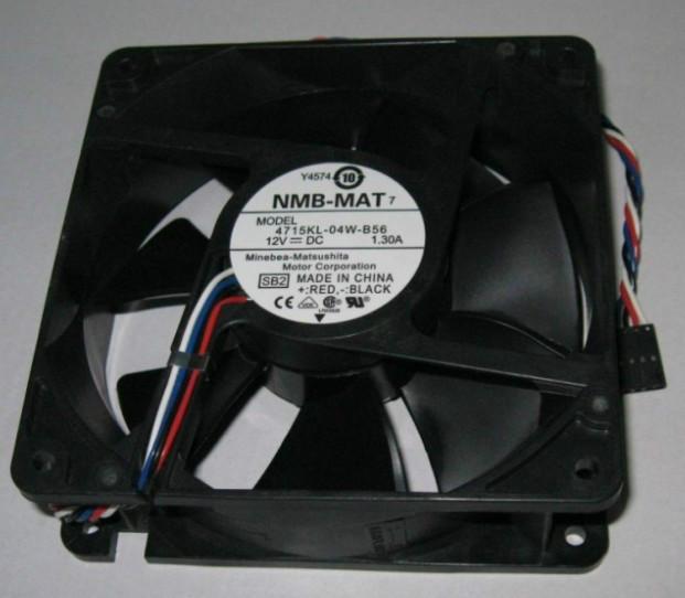 供应NMB 12V 1.3A散热风扇4715KL-04W-B56