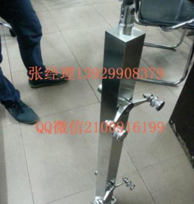 不锈钢楼梯工程立柱图片/不锈钢楼梯工程立柱样板图 (3)