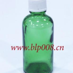 广州有现货绿色精油瓶批发图片