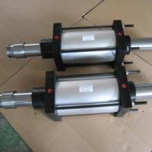 供应空心活塞杆气缸 空心活塞杆防转气缸