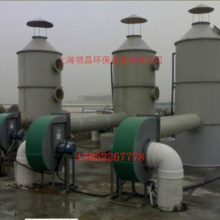 杭州pp板高浓度酸雾净化塔价格图片