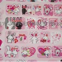 干胶标签和其他印刷品的不同之处龙岗玩具标签厂商批发
