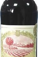 格瑞庄园波尔多红葡萄酒图片