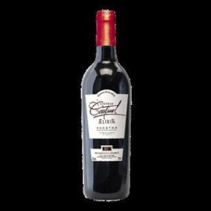 卡迪内古堡红葡萄酒图片