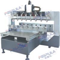 供应木工立体雕刻机FPL-12025-8高精密滚珠丝杠传动,性能稳定、精度高