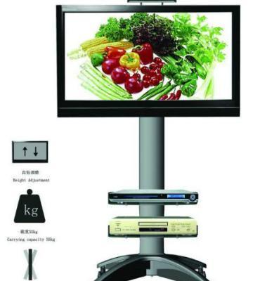 液晶电视移动支架图片/液晶电视移动支架样板图 (2)